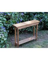 amazing winter savings on 84 rustic console table extra narrow