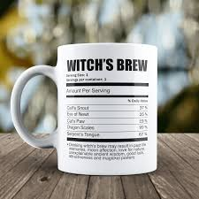 witch u0027s brew mug the moonlight shop