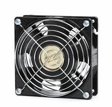 circulating fans for doorways f 11 room to room doorway fan aluminum