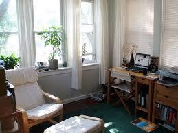 Home Office Curtains Ideas Home Office Design Ideas