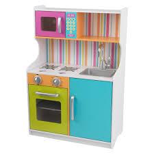 cuisine king jouet cuisine aux couleurs vives kidkraft king jouet cuisine et dinette
