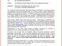 28 cover letter for rfp request for proposal cover letter