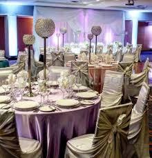 wedding decor rentals chair cover linen rentals toronto wedding decor rentals