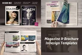 free newspaper layout template indesign resume 8 indsgn magazine brochure templates magazine templates