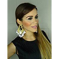 big earing chandelier earrings handmade products