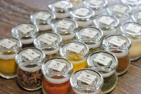 how to be overly obsessive over tiny details spice jars a