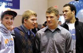 College Baseball Letter Of Intent by Sports Elbert County Colorado Elbertcountynews Net