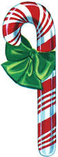 free vintage christmas clip art candy cane the graphics fairy