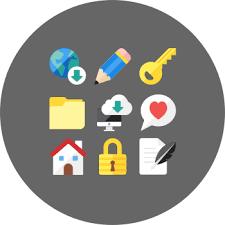 icone bureau gratuit les icônes cours informatique gratuit xyoos