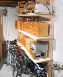 Building Wood Shelf Garage by How To Organize Garage Garage Organization Storage Ideas