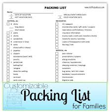 Colorado travelers checks images Best 25 packing list template ideas travel packing jpg