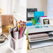 Stylish Desk Organizers by Say Goodbye To Office Clutter Cacique Tribe