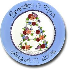 personalized ceramic wedding plates 57 best my pottery images on ceramic plates birthday