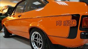 Mk2 Escort Rs2000 Interior Ford Escort Rs2000 1980 Border Reiversborder Reivers