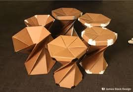 Cardboard Origami - cardboard origami alfaomega info