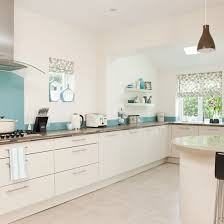 blue and white kitchens glamorous set architecture of blue and
