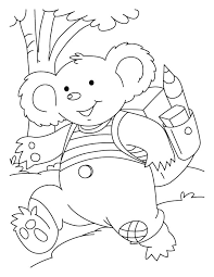 koala rush coloring pages download free koala rush