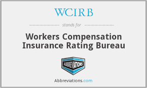 bureau workers comp what does wcirb stand for