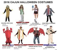 Local Man Creates 8 Hilarious U00272016 Cajun Halloween Costumes U0027 Pic