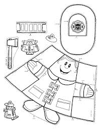 fireman cl printable coloring pages fire department sheets