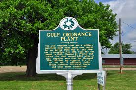 Mississippi travel bloggers images Stories of the south gulf ordnance plant prairie ms jpg