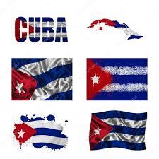 Cuban Flag Images Cuban Flag Collage U2014 Stock Photo Ruletkka 18025573