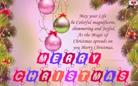 wishes to someone special merry happy new