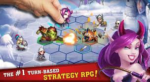 apk heroes tactics war u0026 strategy for android