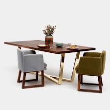 Copper Dining Room Table Gax X Brass Copper Dining Table By Artless Yliving