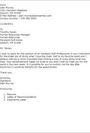 Example of application letter for nursing student