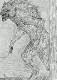 michigan dogman by cryptoartist on deviantart art pinterest