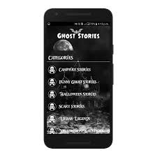 ghost story android apps on google play