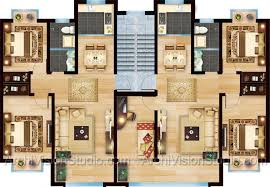 design floor plan span new 3d home floor plan design suite home ideas 700x484