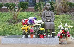 Japanese Comfort Women Stories Court Rules In Favor Of Memorial To Comfort Women Glendale News