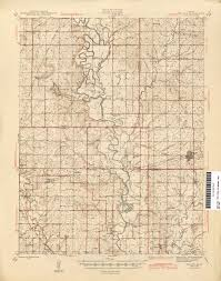 Kansas State Map Kansas Historical Topographic Maps Perry Castañeda Map