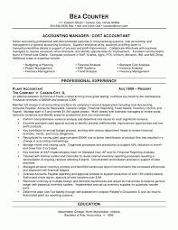sample accounting resume cover letter accountant cover letter