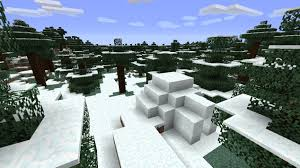 Igloo by Minecraft Igloo Seed 1 9 With Two Igloos And One Secret Basement