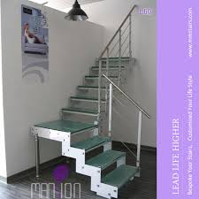 L Shaped Stairs Design Elegant Solid Wood Stair Padel L Shaped Staircase Buy Staircase