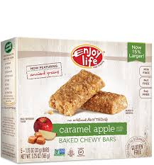 Where To Buy Candy Apple Mix Caramel Apple Chewy Bars Enjoy Life Foods