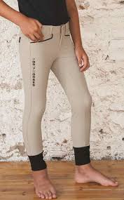 Jumping Light Boys Light Weight Show Jumping Riding Breeches