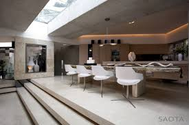 Mansion Dining Room World Of Architecture Amazing Mansion House By Saota Overlooking