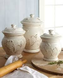 tuscan style kitchen canister sets large ceramic canister set special order 169 60 home