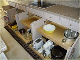 kitchen cabinets with pull out shelves diy pull out shelves for kitchen cabinets best home furniture