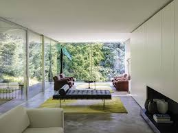italian design furniture and icons in a beautiful villa in como by