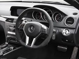 C63 Coupe Interior Mercedes Benz C63 Amg Coupe Black Series 2012 Picture 137 Of 177