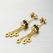 gold earrings for women images 30 simple women earring gold playzoa