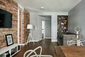 Fake Exposed Brick Wall Exposed Brick Wall View In Gallery Exposed Brick Accent Wall 10