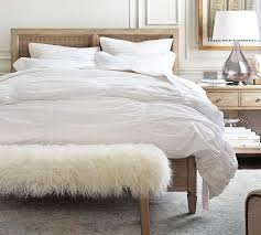 Bed Frames Farmhouse Bed Pottery by Sausalito Bed Pottery Barn