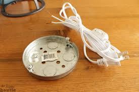 turn light socket into outlet how to turn a hard wired light fixture into a plug in the happy