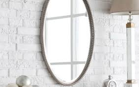 mirror uncommon ornate chrome bathroom mirror alluring exquisite